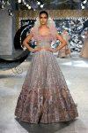 Falguni Shane Peacock India Couture Week 2018 lehenga trends designs