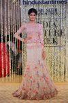Tarun Tahiliani pink Indian-designer-2018 lehenga designs latest colours winter bridal