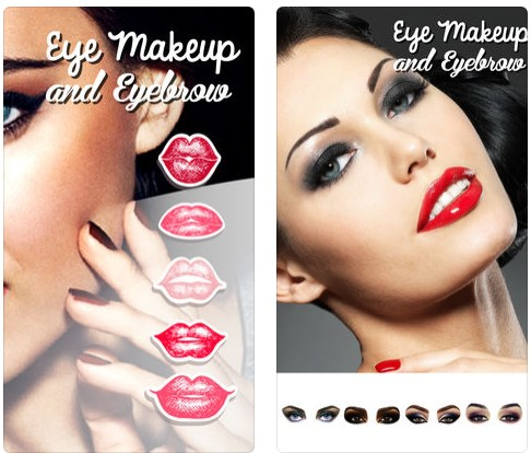 best-fashion-apps-eye makeup and eyebrow-how-to-style-ideas-clothing-shopping-beauty