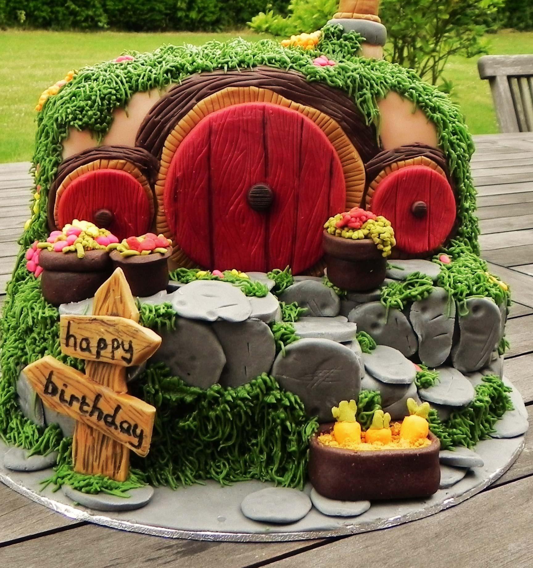 garden-themed-cake-latest-cake-images-ideas