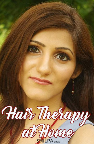 natural Hair-Therapy-at-Home