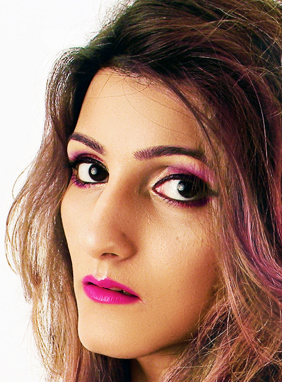 shilpa-ahuja-makeup-latest-trends-pink-eyeshadow-look