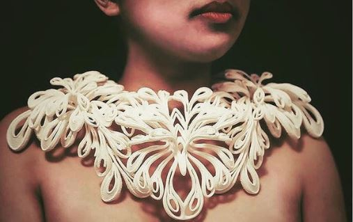 3d printing jewelry ohlina art future tech fashion