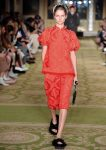 Simone-Rocha-spring-summer-2019-ss19-nyfw-dress-17-red-tunic-top