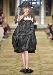 Simone-Rocha-spring-summer-2019-ss19-nyfw-dress-3-strapless-black-outfit