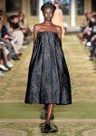 Simone-Rocha-spring-summer-2019-ss19-nyfw-dress-41-knee-length-black