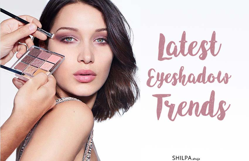 eyeshadow trends latest-eyeshadow-trends-fall-winter-2018-makeup-beauty