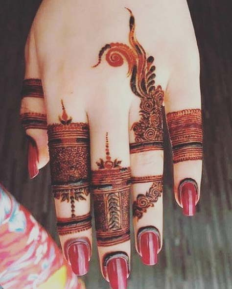 latest-trendy-mehandi-designs-2018-only-fingers-mehandi