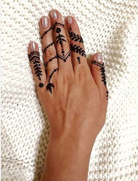 mehandi-designs-only-on-fingers-latest-trends-2018