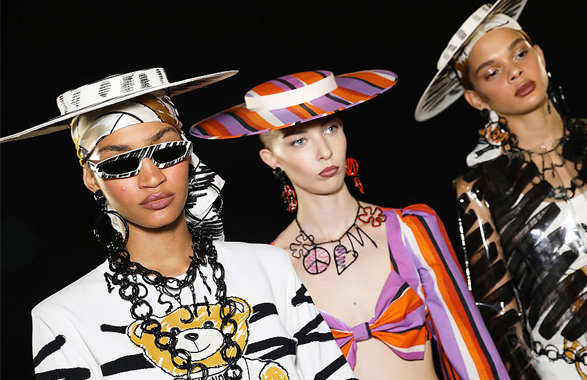 Moschino Spring 2019 Moschino SS19 Collection moschino-spring-summer-2019-collection-review-fashion
