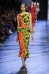 spring summer 2019 fashion dress prabal gurung print