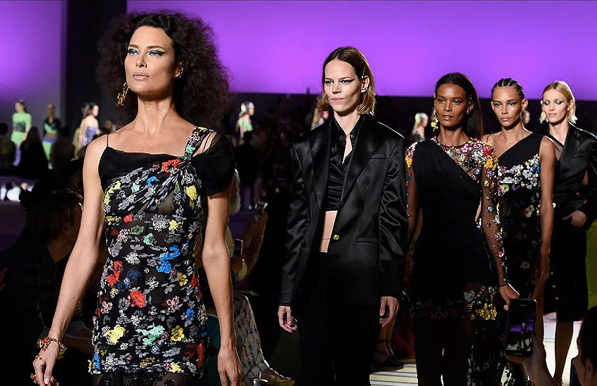 Versace Spring 2019 Versace SS19 Collection versace-spring-summer-2019-collection-looks-latest-runway