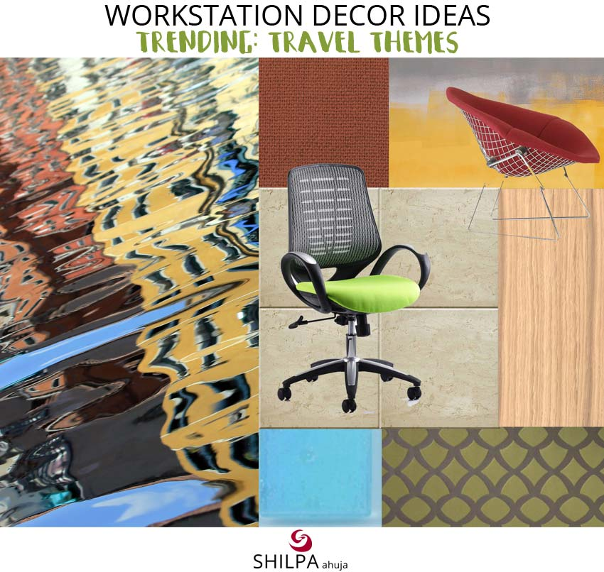2018-2019-workplace-decor-trends-interiors-colors-workstation-cubicle decor-ideas