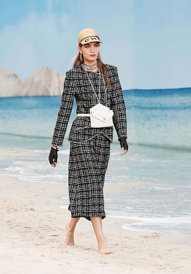Chanel top fashion brands
