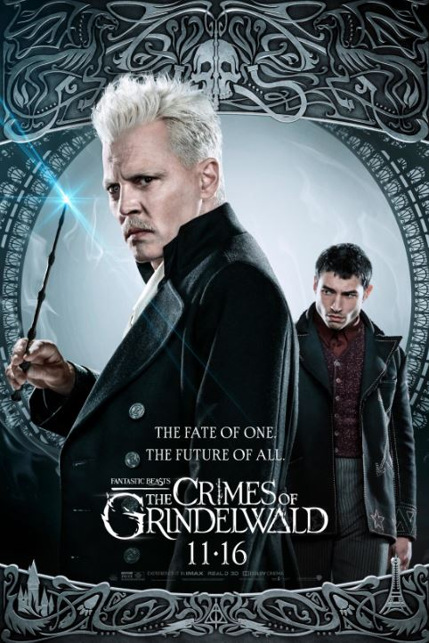fantastic beasts crimes of grindelwald theories credence barebone