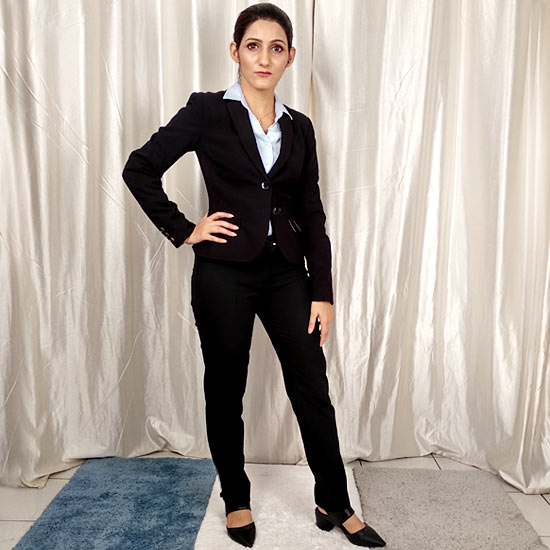 how to style work clothes women business-suit fashion essentials shilpaahuja