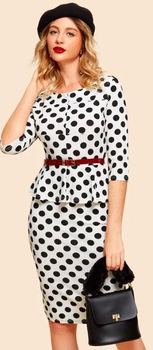 new look dress retro style shopping ideas