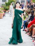 oscar-de-la-renta-spring-summer-2019-collection-ss19-14-botttle-green-gown