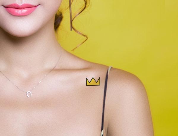 riverdale jughead crown tattoo cute colur 2018 latest designs