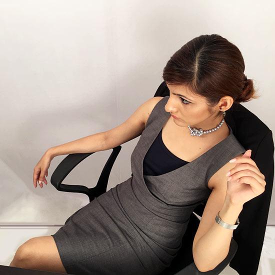 shilpa ahuja business formal dress fashion style work wardrbe womens