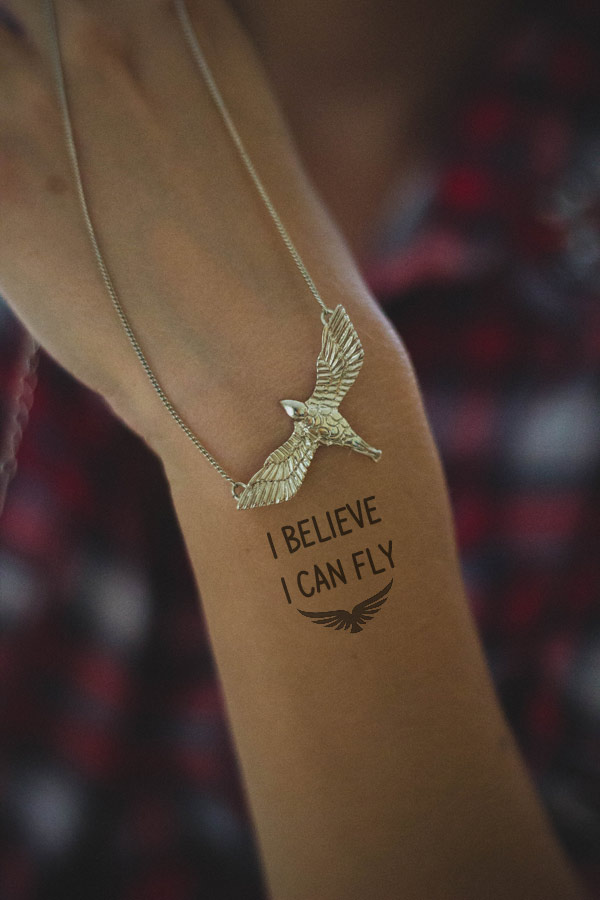 small wrist hand new tattoo designs fly bird believe self love inspiration ideas