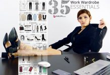 work-wardrobe-essentials-shilpa ahuja business formal dress fashion style