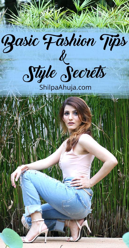 15 shilpa ahuja ideas basic-fashion-tips-style-secrets