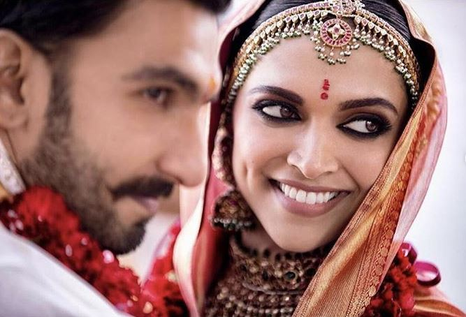 deepika padukone bollywood bridal makeup look
