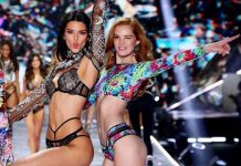 victoria secret fashion show vs runway models show