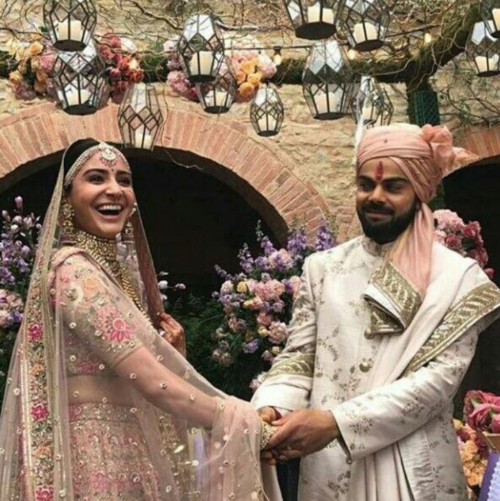 virat kohli-bollywood-wedding sherwani-outfit