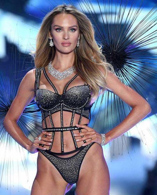 watch-Victoria's Secret Fashion Show 2018 -hot-sexy-candice-swanepoel