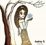 audrey-o-cartoon-girl-fashion-illustration-snow-winter-comic-strips-