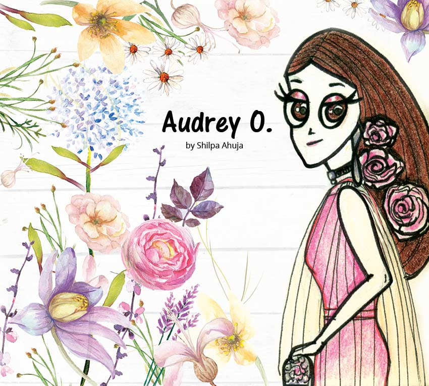 audrey-o-cartoon-girl-fashion-style-pink-garden-roses