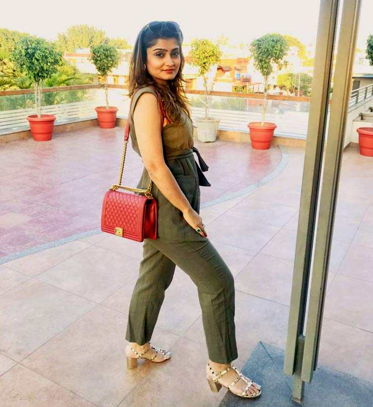 gunjan-garg entrepreneur fashion inspiration stories