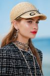 Chanel Spring Summer 2019 SS19 Makeup Trends Bold Brows