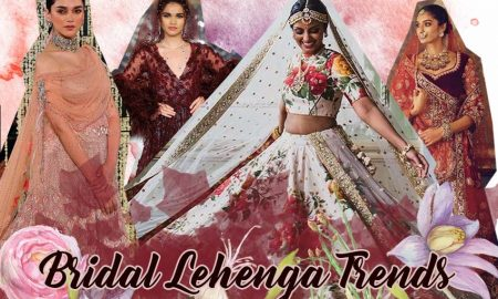 Latest Bridal Lehenga Trends top 2019 lehnga-designs