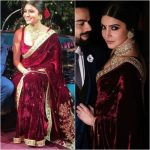 Sabyasachi Best Saree Trends 2019 Velvet Anushka Sharma 2