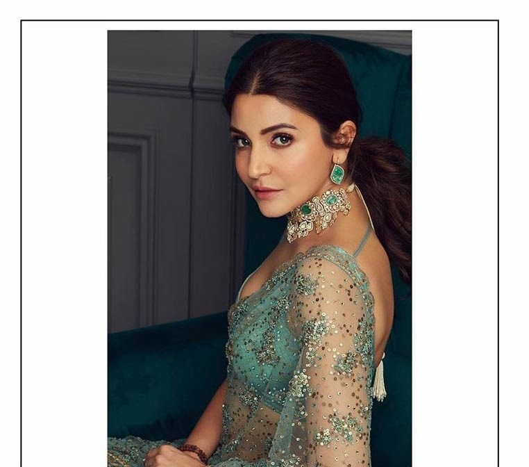 Sabyasachi Top Saree Designs 2019 Embellished Net Anushka Sharma