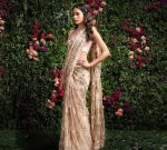 Shyamal Bhumika Latest Saree Trends 2019 Light Pastels Colors