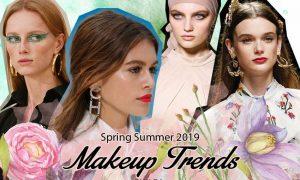 Top-Spring-2019-Beauty-Trends-Trending-runway-makeup-looks-SS19-
