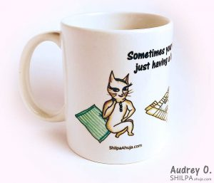 audrey o coffee mug funny cool online coco cartoon (2)