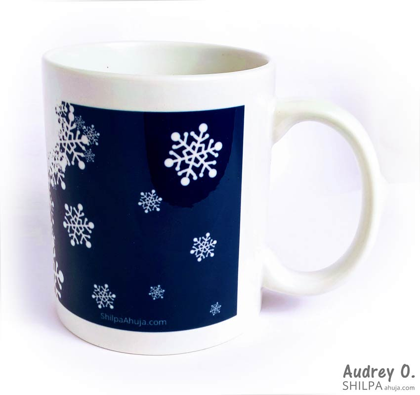 audrey o snow winter funky designer coffee mug online (4)