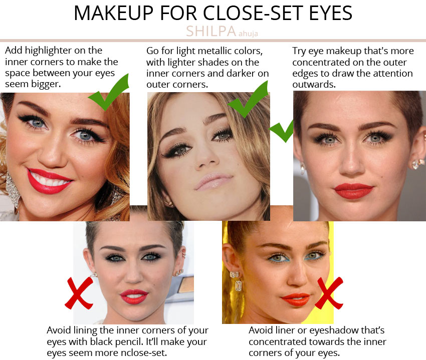 best tips makeup-for-close-set-eyes-advice-ideas eye-shape
