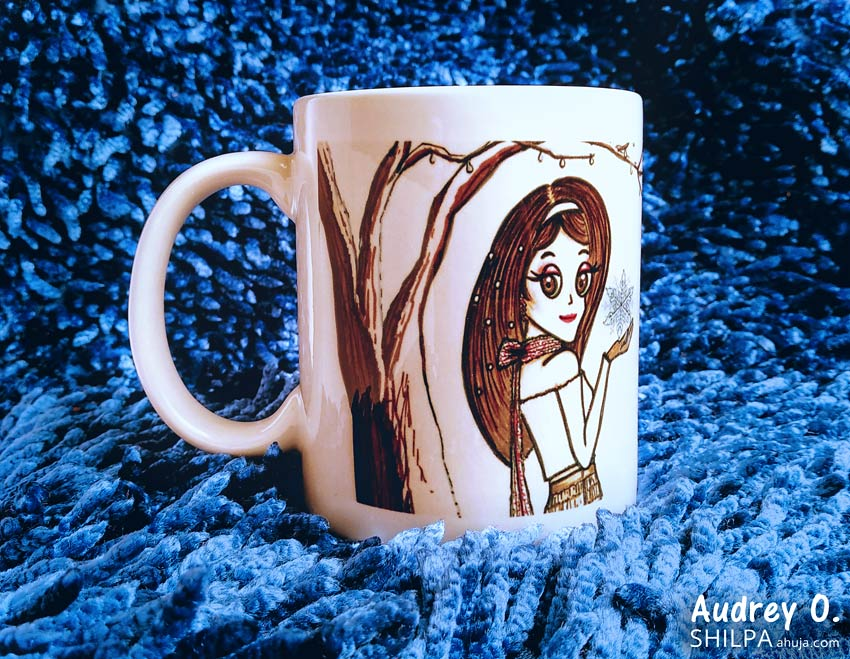 coffee-mugs-shopping-online-girl-winter-snow-funky-designer