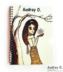cute-girly-designer-notebooks-cartoon-audrey-o-comics-online