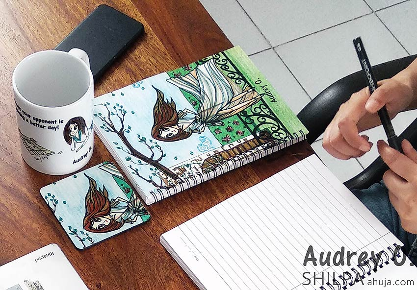funky-notebooks-online-cartoon-audrey-o-comics-shopping-india