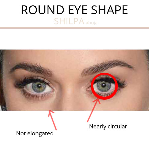 how to find your eye shape quiz eye type ROUND