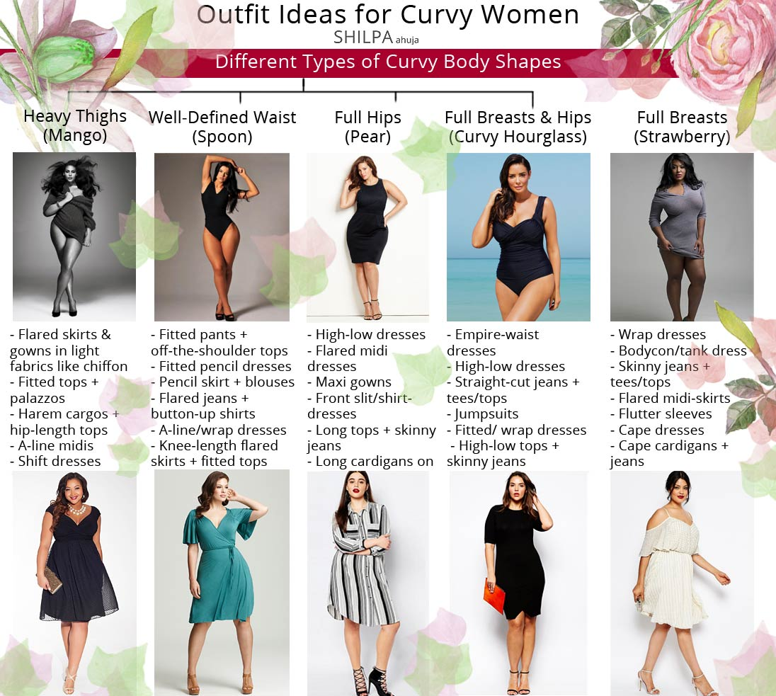 style-tips-plus-size-body-types-best-fashion-outfits-dresses-curvy-women-fit