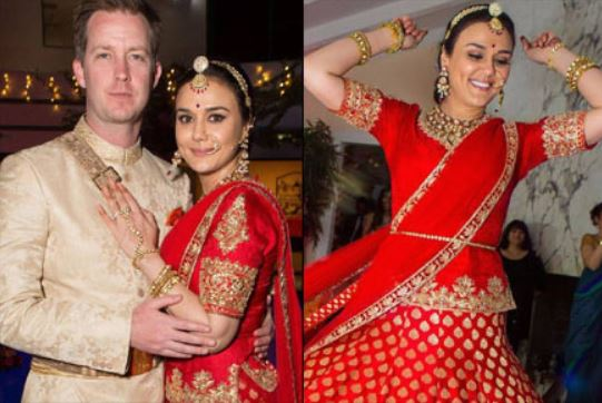 top wedding dresses lehengas bollywood preity zinta-2