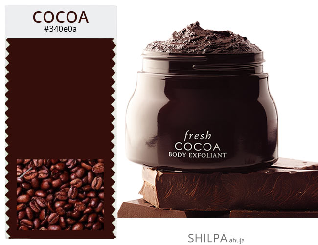 warm deep winter colors palette 2019 latest COCOA